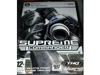 Supreme Commanded PC Game