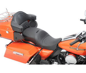 Drag Specialties Touring Seat For 09-16 FLHT, FLTR, FLHX, FLHR