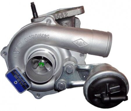 Renault 1.5 dCi New Turbocharger