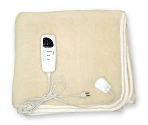 NEW FROM DEALER Electric heat warm pad blanket for massage table