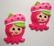 Strawberry Shortcake Resin