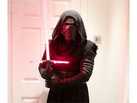 Star Wars - Kylo Ren complete costume (501st approved)
