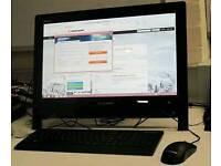 "Lenovo Edge 92Z 21.5"" screen i3 3220 3.3ghz , 4GB, 500GB DVDRW"