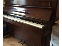 FREE vintage piano - crane and sons