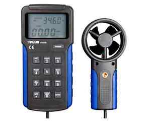 Anemometer . Wind speed .  with CE  (new)