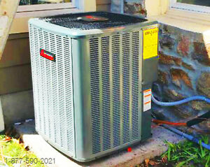 High-Efficiency Air Conditioner / Furnace - Don't Pay All Summer