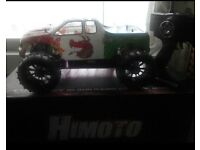 Nitro RC car sell or swap