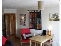 Lovely double room to rent in 2 bed flat.withveasy going guy