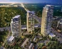 DON MILLS/SHEPPARD 1 BED NEW CONDO! CALL TODAY!