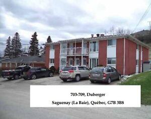 Immeuble à revenus à vendre - PRIX RÉDUIT Saguenay Saguenay-Lac-Saint-Jean image 1