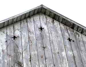 barn cutouts - I'm looking for cutouts from antique barns