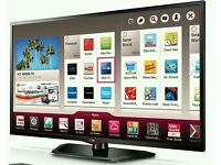 "LG 47"" LED smart wifi tv builtin USB media player HD freeview fullhd 1080p"