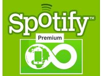 Lifetime Spotify Premium Account (Music, Accounts, Lifetime Guaranteed, Warranty)