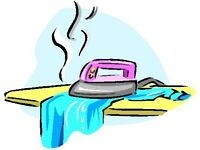 Ironing Service - Free Collection & Delivery
