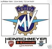 MV Agusta Aufkleber