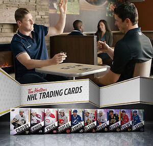 Tim Hortons Hockey Cards 2018/19 - Base & Minor Inserts