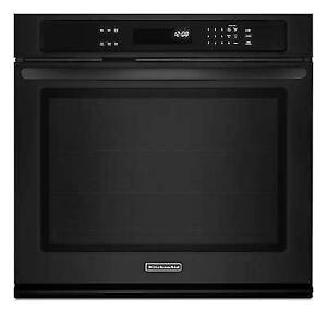 30'' Black Wall Oven KitchenAid, MEGA SOLD 60% OFF!!