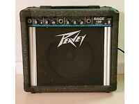 Peavey Rage 158 Amplifier In Excellent Clean Working Condition Could Deliver If Required