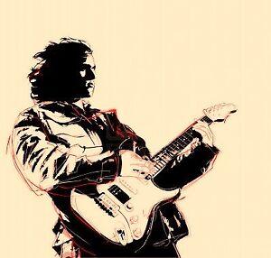 Lead Guitariste Rock Recherché