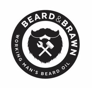 BEARD and BRAWN All Natural Beard Care Products