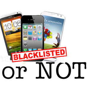 Buy  phones blacklisted best price$$$blacklist
