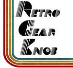 RetroGearKnob