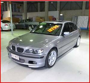 BMW SEDAN M SERIES 2004 AUTOMATIC LOW K'S EXCELLENT COND Brisbane City Brisbane North West Preview