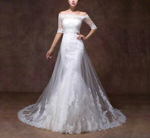 High quality Wedding Dress @$299 ONLY (custom made & brand new) London Ontario image 9