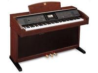 Yamaha Clavinova CVP-305 Digital Piano / arranger Full Size 88 keys + stool