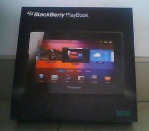 32GB BlackBerry Playbook Tablet - 7 Inch - New