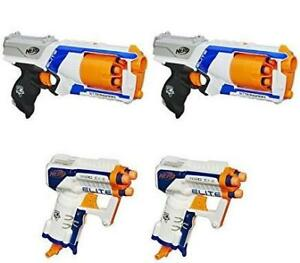 Nerf N-Strike Elite Strongarm & Nerf N-Strike Elite Triad EX-3 Blaster bundle