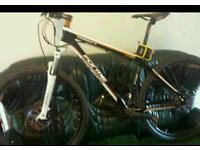 "Sterndale forme mountain bike 17 "" frame"