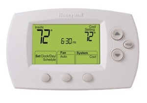 Honeywell TH6220D1002-Programmable Thermostat for Heat Pump