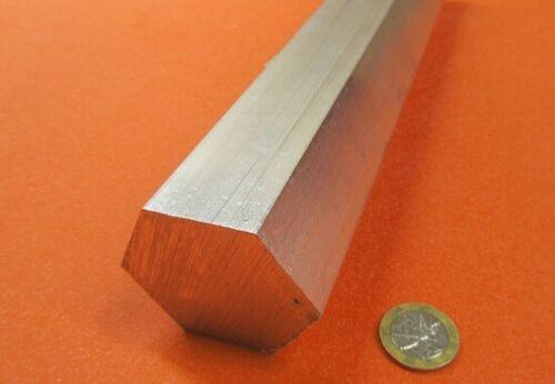 "2024 Aluminum Hex Rod 2.00"" Hex x 6 Ft Length"