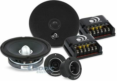 AUDIO MASSIF 500W 6.5