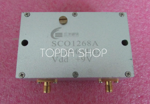 12.800MHz High stability temperature crystal oscillator module