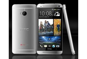 htc one m7 32gb unlocked with box clean $199