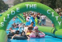 Event Volunteers - Slide the City and North Van Car Free Day