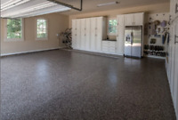 EPOXY FLOOR INSTALLATION REPAIR AND COATING BY S.G.C RESTORATION