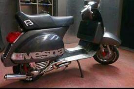 Vespa Piaggio 125px