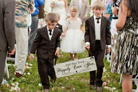 *** WEDDING SIGNS - Custom Created just for YOU! ***