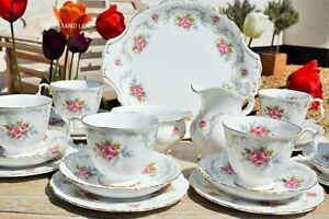 Antique China - Prince Albert Tranquility Collection