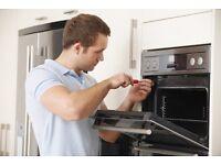 Domestic appliance repairs, washing machine repairs, oven repairs, tumble dryer repairs