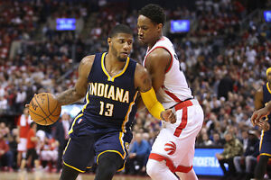 Toronto Raptors v Indiana Pacers / Fri 31 March / 2x LOWER SEATS