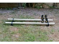 Van guard ultibar roof rack for volkswagen caddy