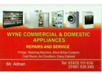 Wyne Domastic appliances