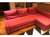 Beautiful Corner Sofa bed. Only £260. *Free Delivery and Free Assembly*