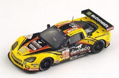 Chevrolet Corvette C6 ZR1 - Bornhauser/Canal/Gardel - Le Mans 2011 #50 - Spark