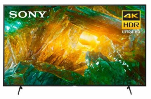 """Sony 75"""" Class XBR75X800H 4K UHD LED Android Smart TV HDR BRAVIA 800H Series"""
