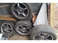 Corsa B Sporty Alloy Wheels